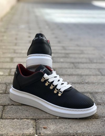 Ανδρικά μαύρα Ben Tailor Sneakers Madison 2085