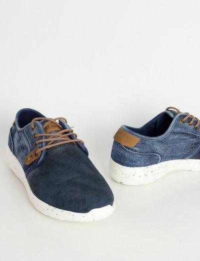 Ανδρικά  Sneakers Suede Τζην Xti 46484