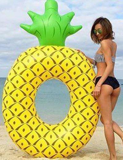 Φουσκωτό στρώμα θαλάσσης Pineapple 157εκ 511873