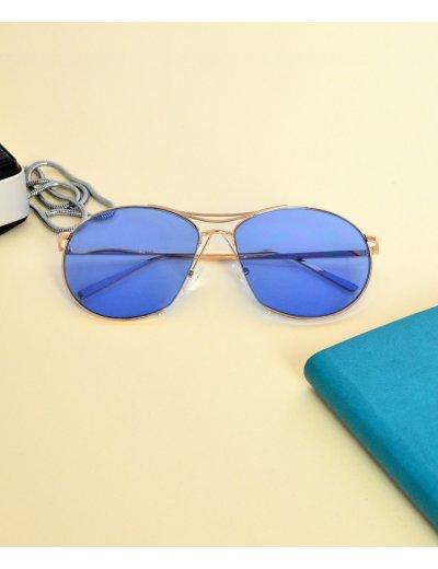 Γυναικεία Γυαλιά Ηλίου Μπλε S7067G