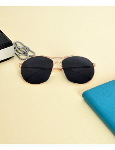 Γυναικεία Γυαλιά Ηλίου Μαύρο Χρυσό S7067Y