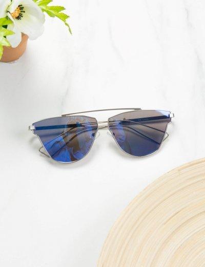 Γυναικεία Γυαλιά Ηλίου Μπλε S7138G