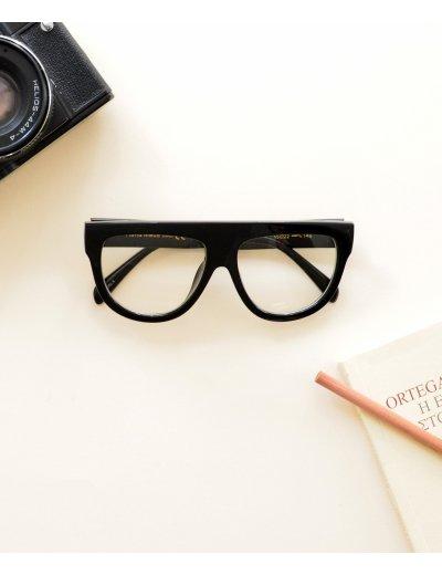 Γυναικεία γυαλιά ηλίου πεταλούδα διάφανα Handmade S6213