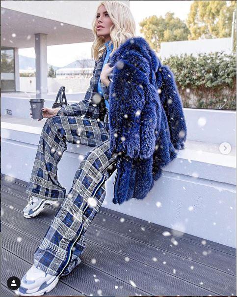 Η fashion-icon Κατερίνα Καινούργιου με την πιο hot τάση!