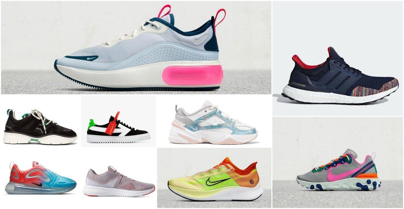 830506037d Αυτά είναι τα γυναικεία sneakers που θα λατρέψεις φέτος το καλοκαίρι